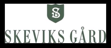 Skeviks Gård Logotyp